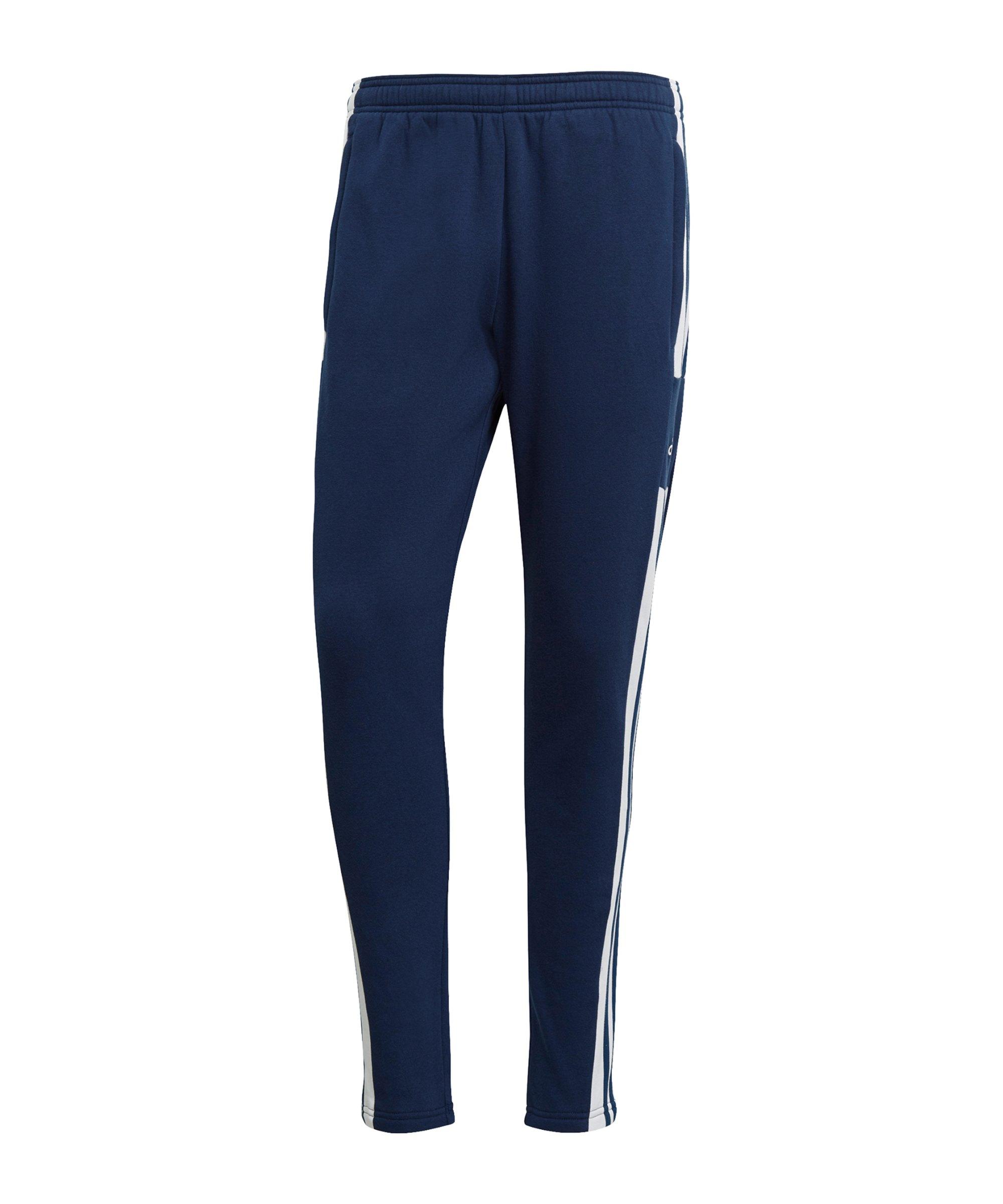 adidas Squadra 21 Sweat Jogginghose Blau - blau