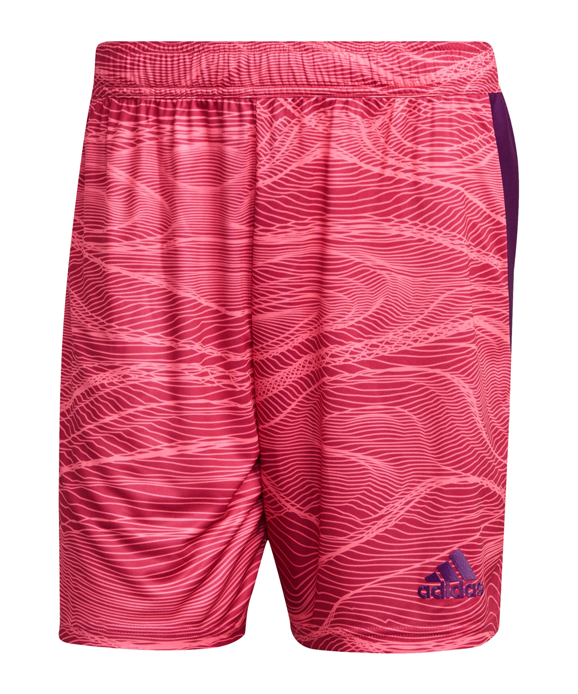 adidas Condivo 21 Torwartshort Pink - pink
