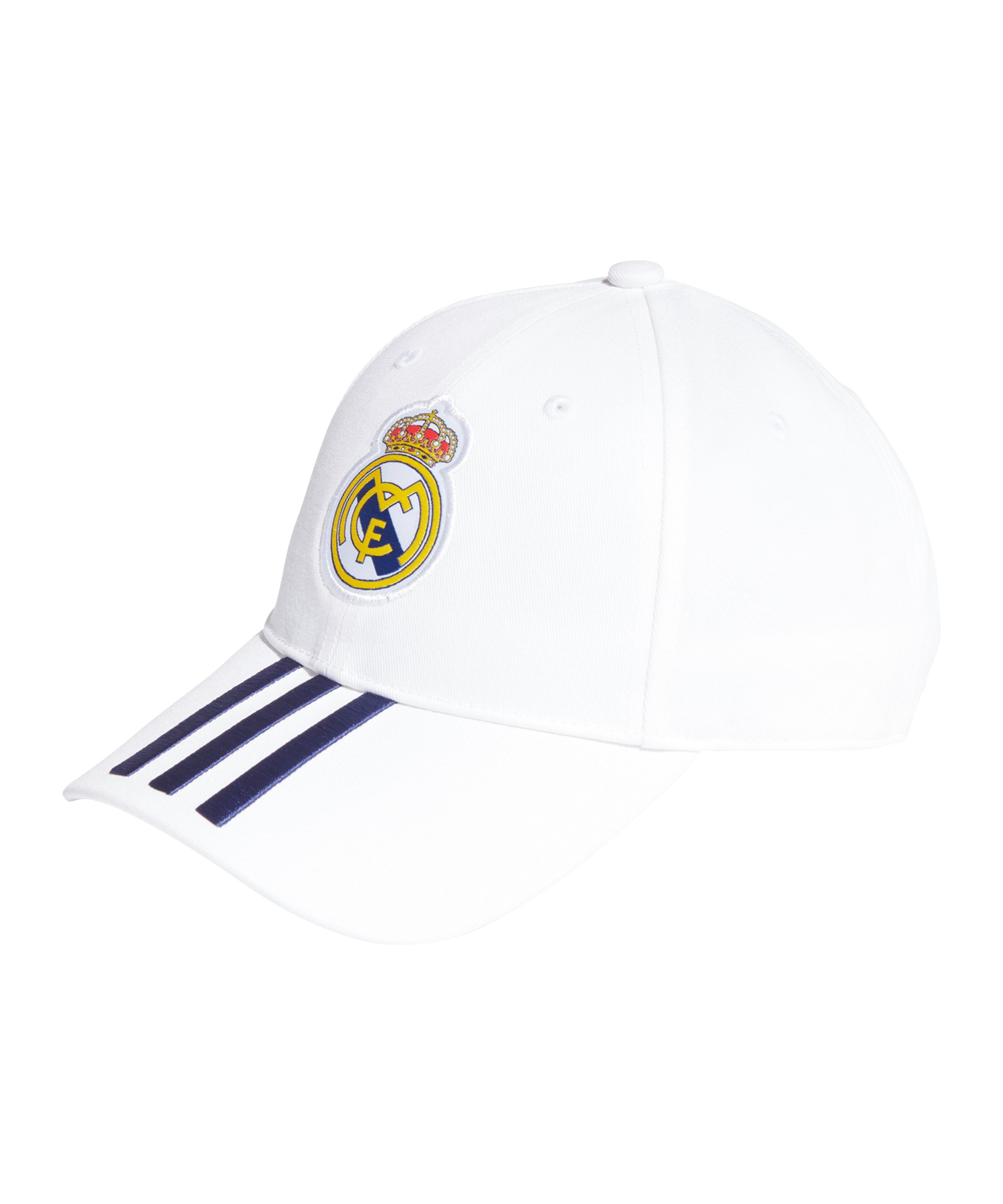 adidas Real Madrid BB Cap Weiss - weiss