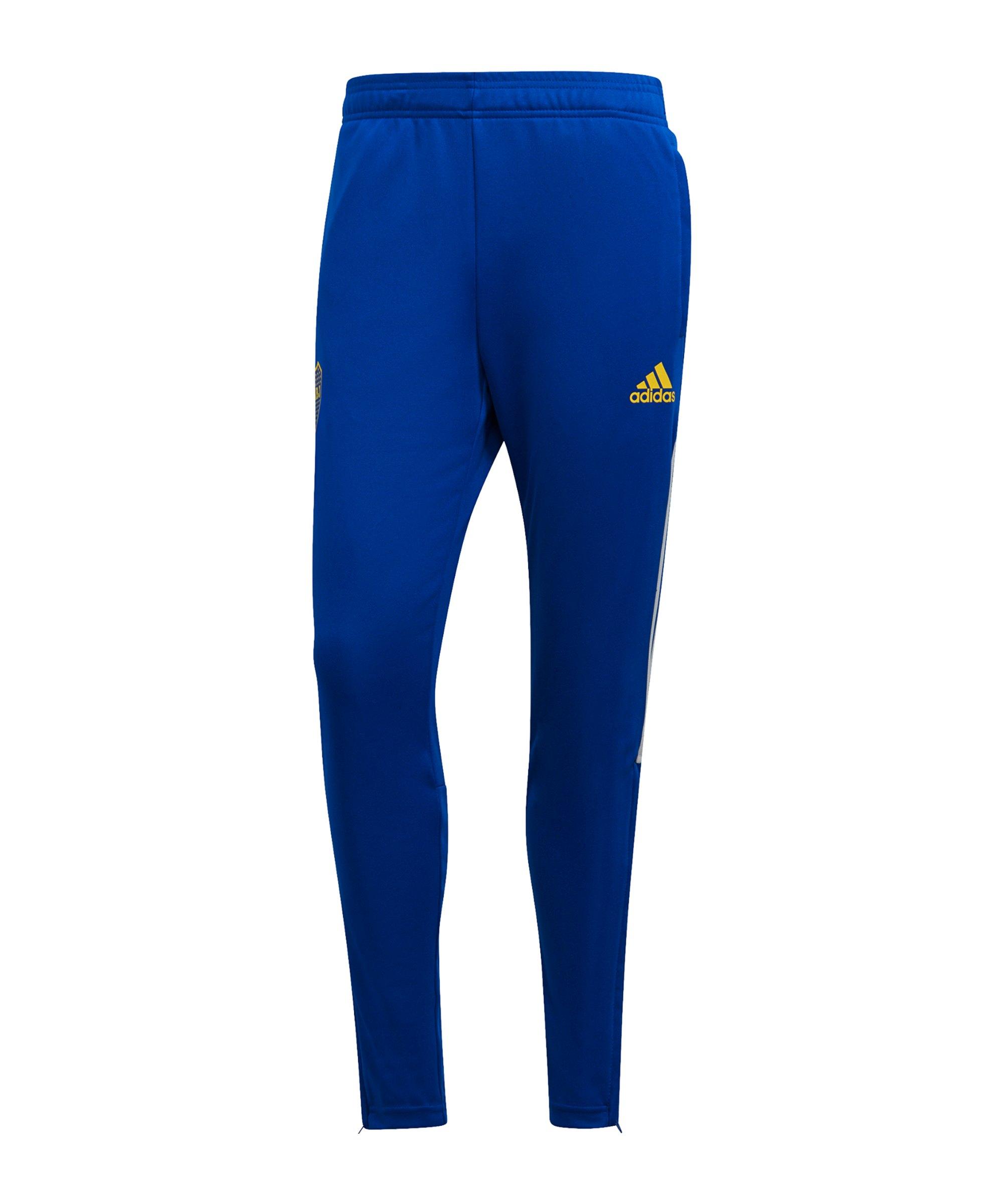 adidas Boca Juniors Trainingshose Blau - blau