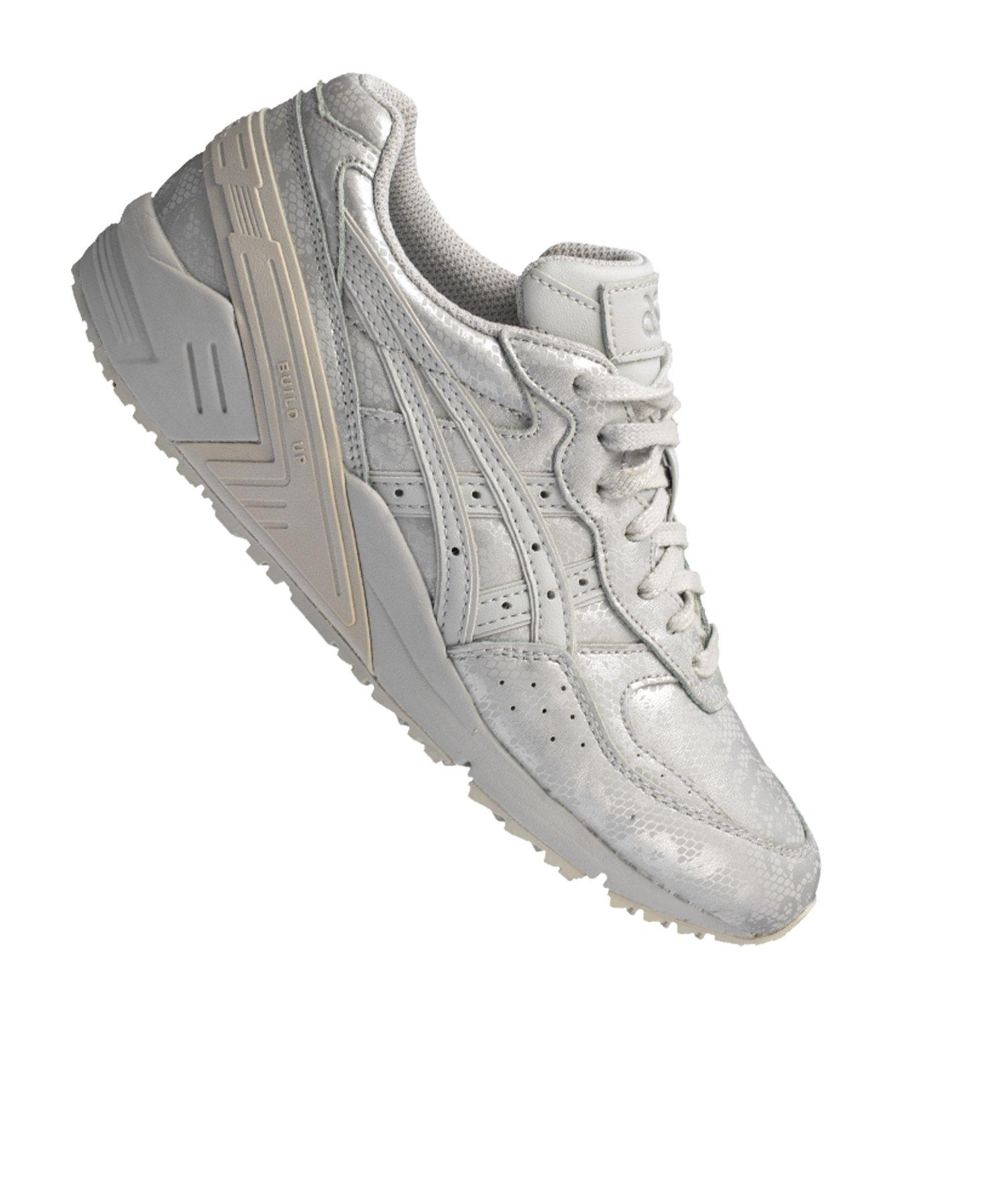 Asics Tiger Gel-Sight Sneaker Damen Silber F9696 - grau