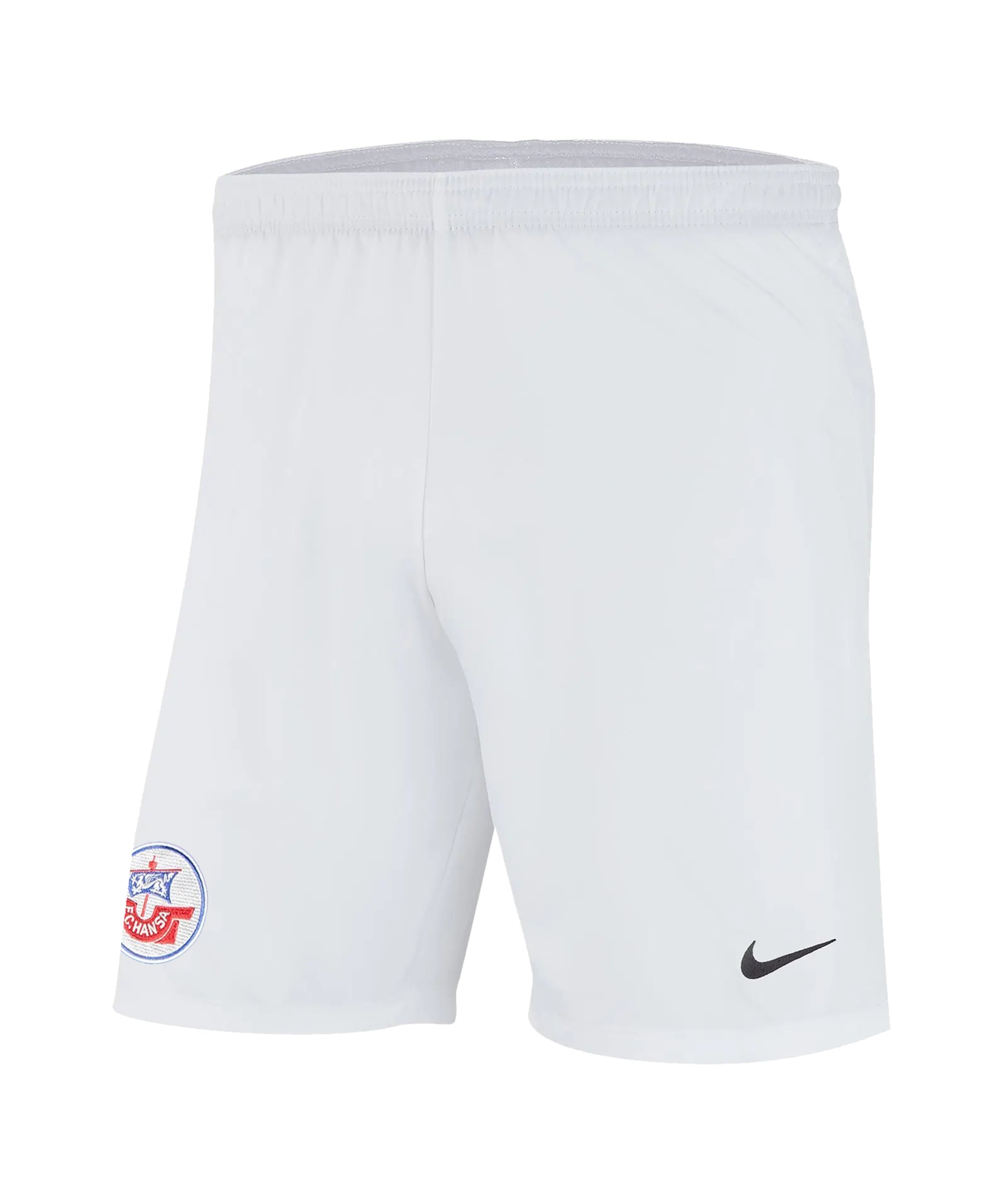 Nike Hansa Rostock Short Away 2021/2022 Kids F100 - weiss
