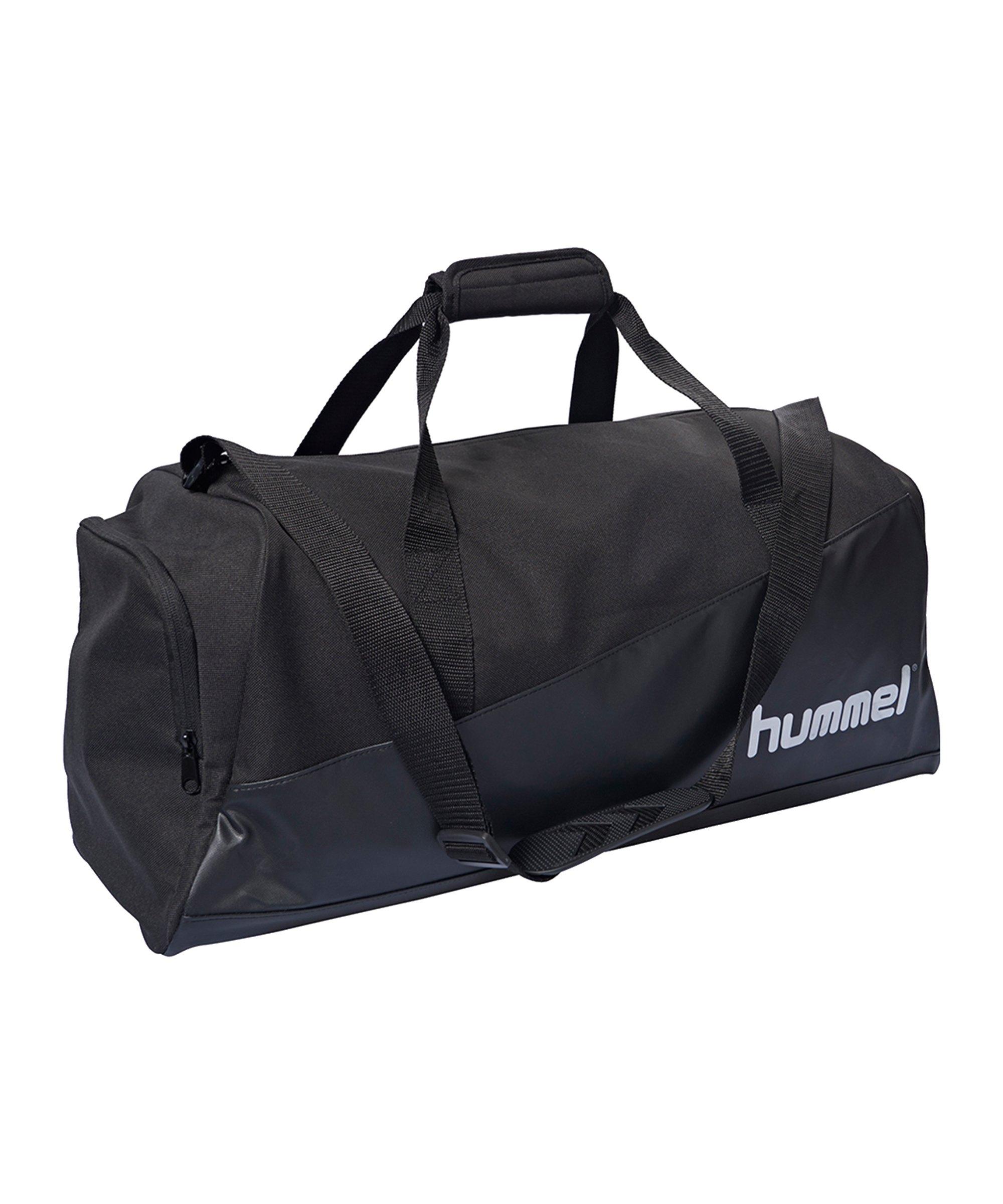 Hummel Authentic Charge S Sporttasche F2001 - schwarz