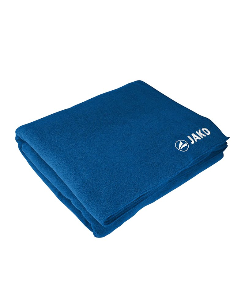 Jako Stadiondecke 150x130 cm Blau F04 - blau