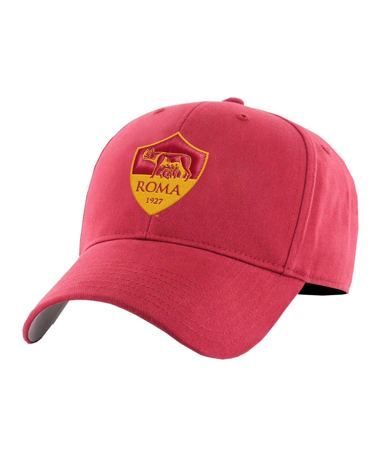 47 Brand AS Rom MVP Cap Rot FTJR - rot