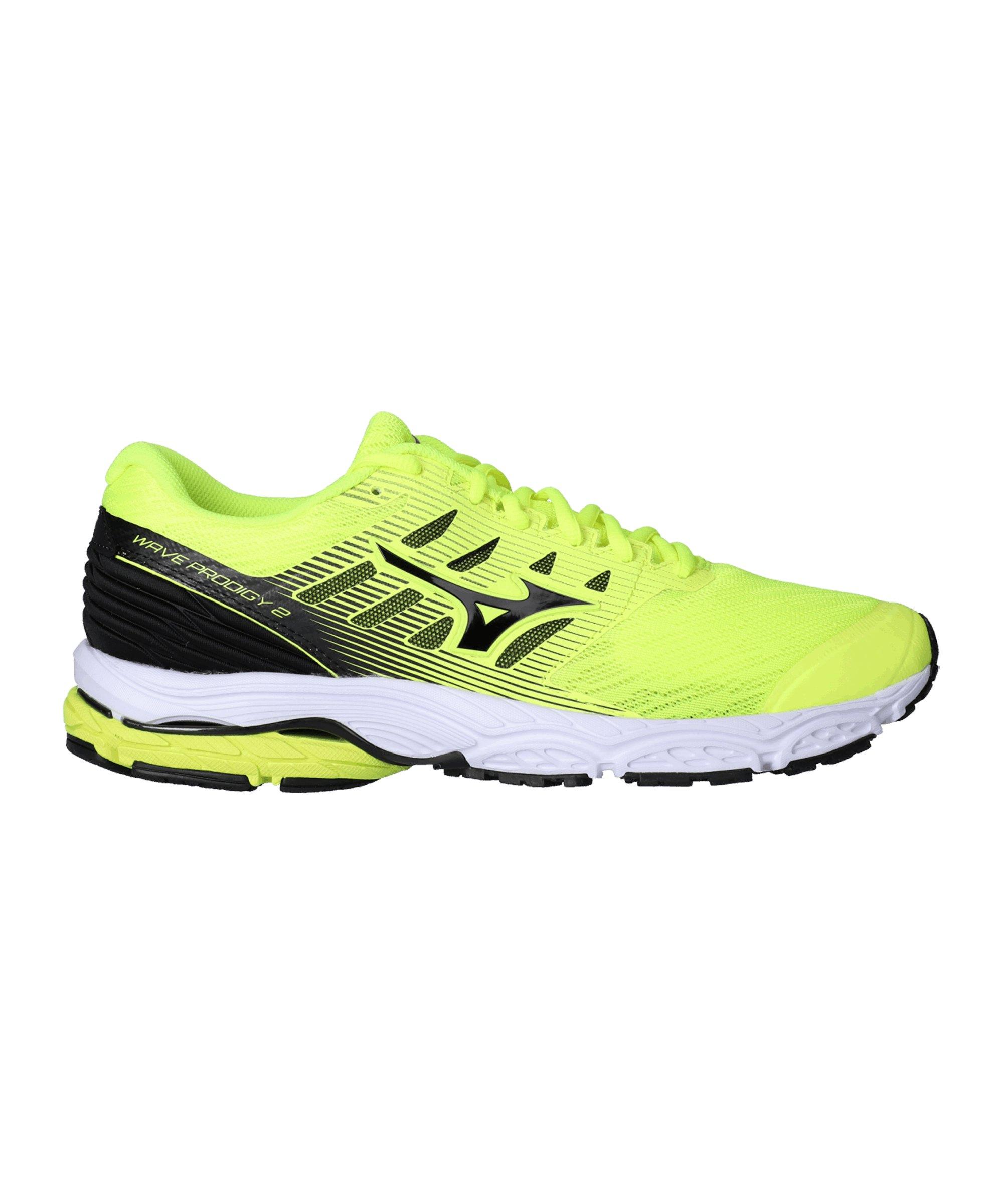 Mizuno Wave Prodigy 2 Running Gelb - gelb