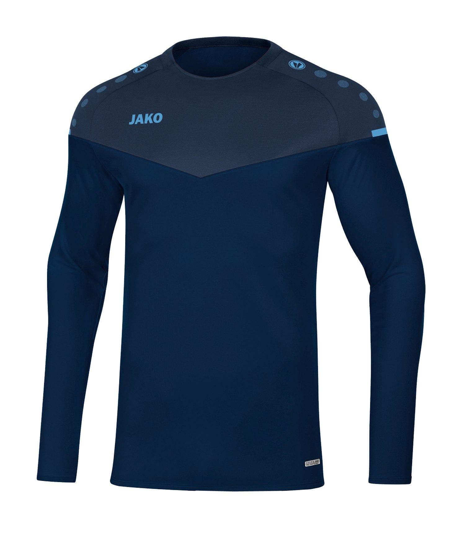 Jako Champ 2.0 Sweatshirt Kids Blau F95 - blau