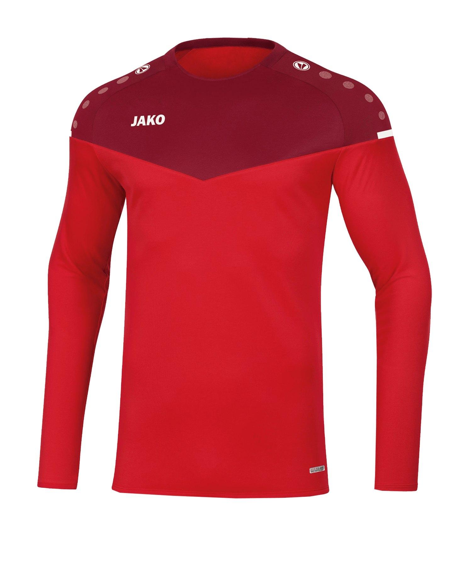 Jako Champ 2.0 Sweatshirt Rot F01 - rot