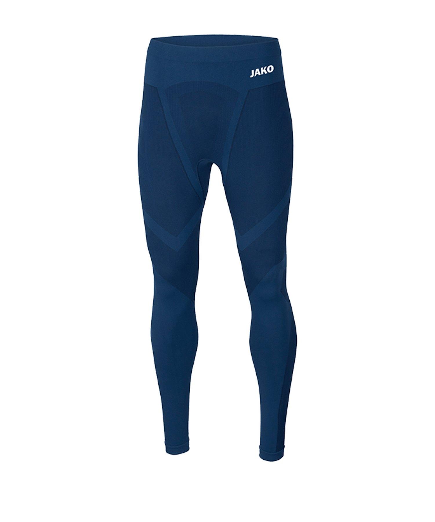 JAKO Comfort 2.0 Long Tight Blau F09 - blau