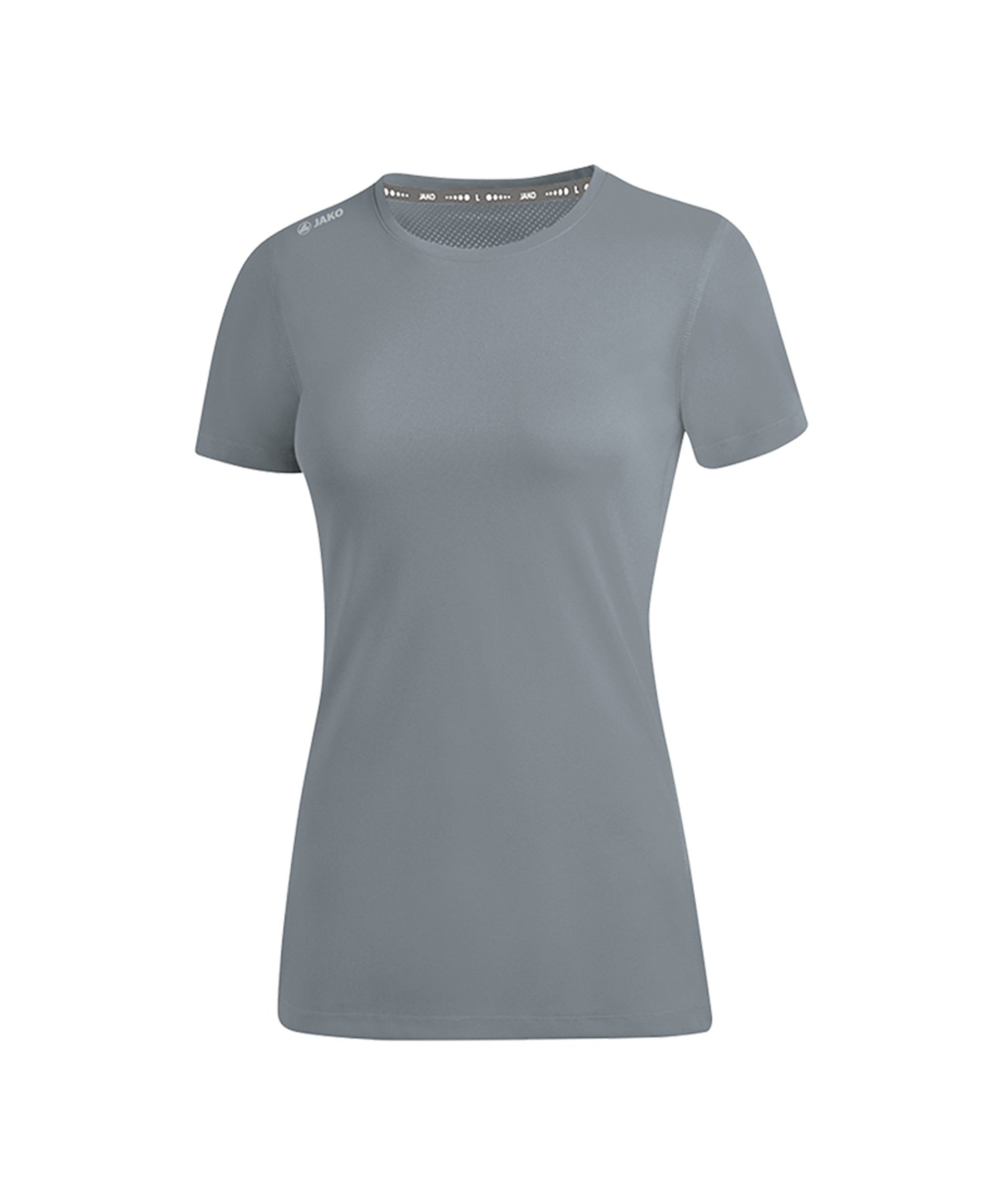 Jako Run 2.0 T-Shirt Running Damen Grau F40 - Grau