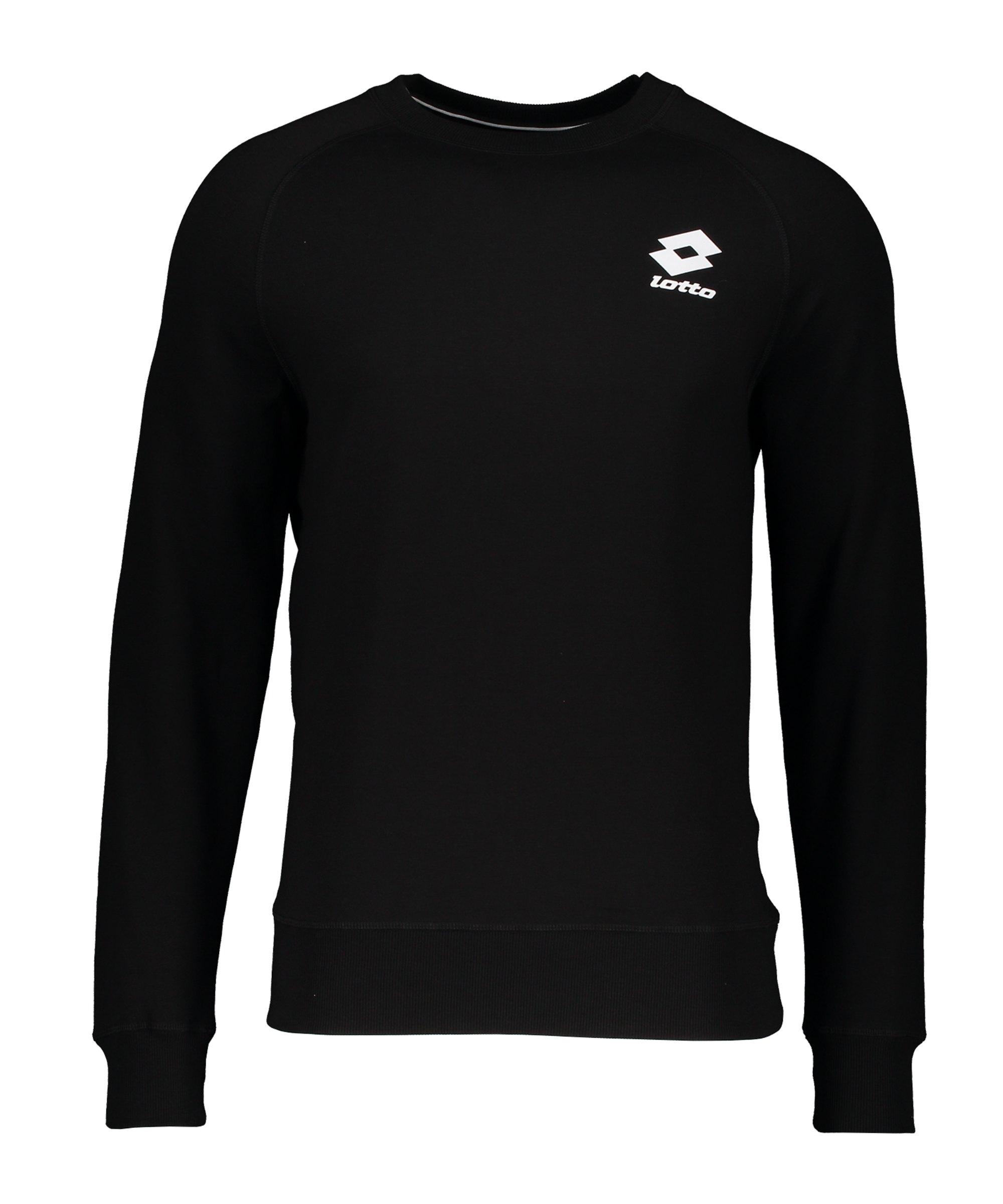 Lotto Smart Sweatshirt Schwarz F1CL - schwarz