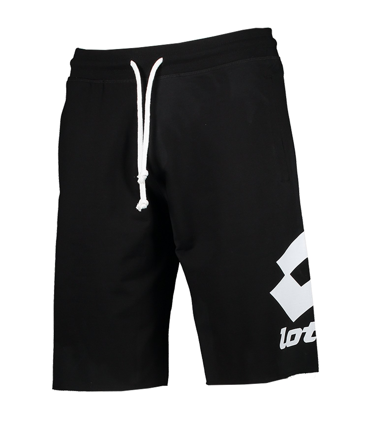 Lotto Smart Bermuda Short Schwarz F1CL - schwarz