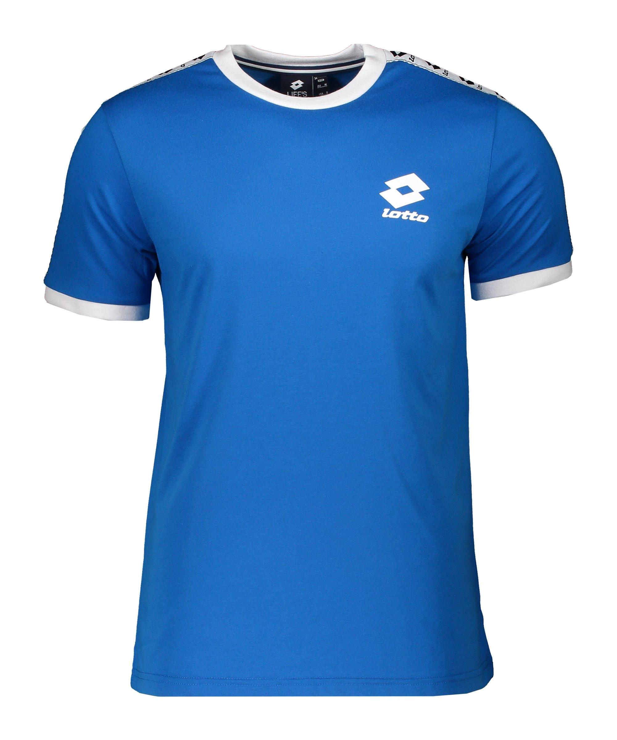 Lotto Athletica T-Shirt Blau F0BR - blau