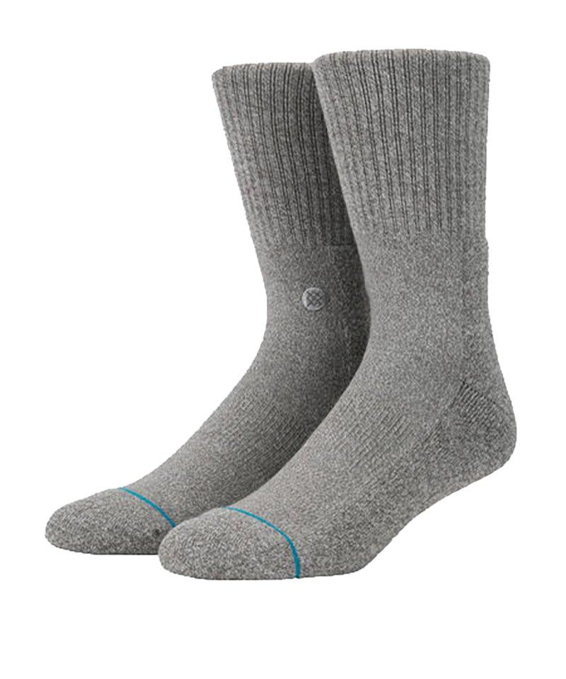 Stance Uncommon Solids Icon Socks Grau - grau