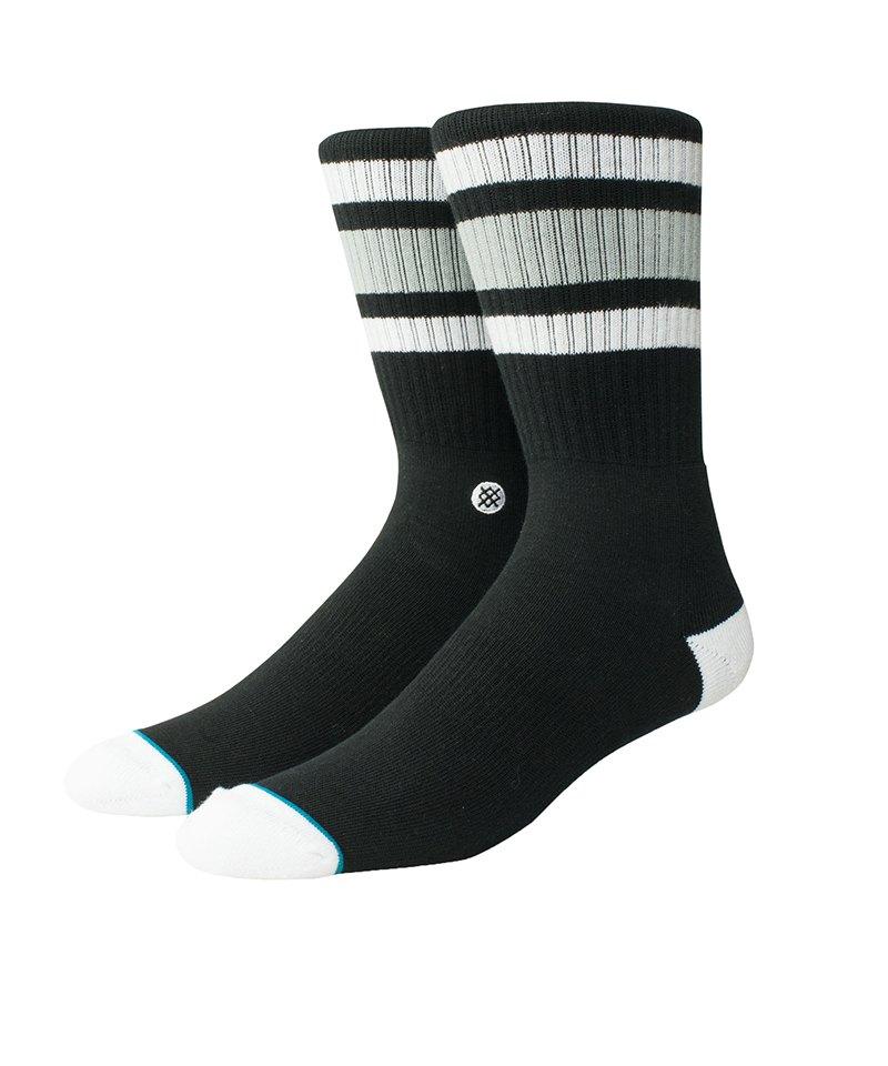 Stance Uncommon Solids Boyd 4 Socks Schwarz - schwarz