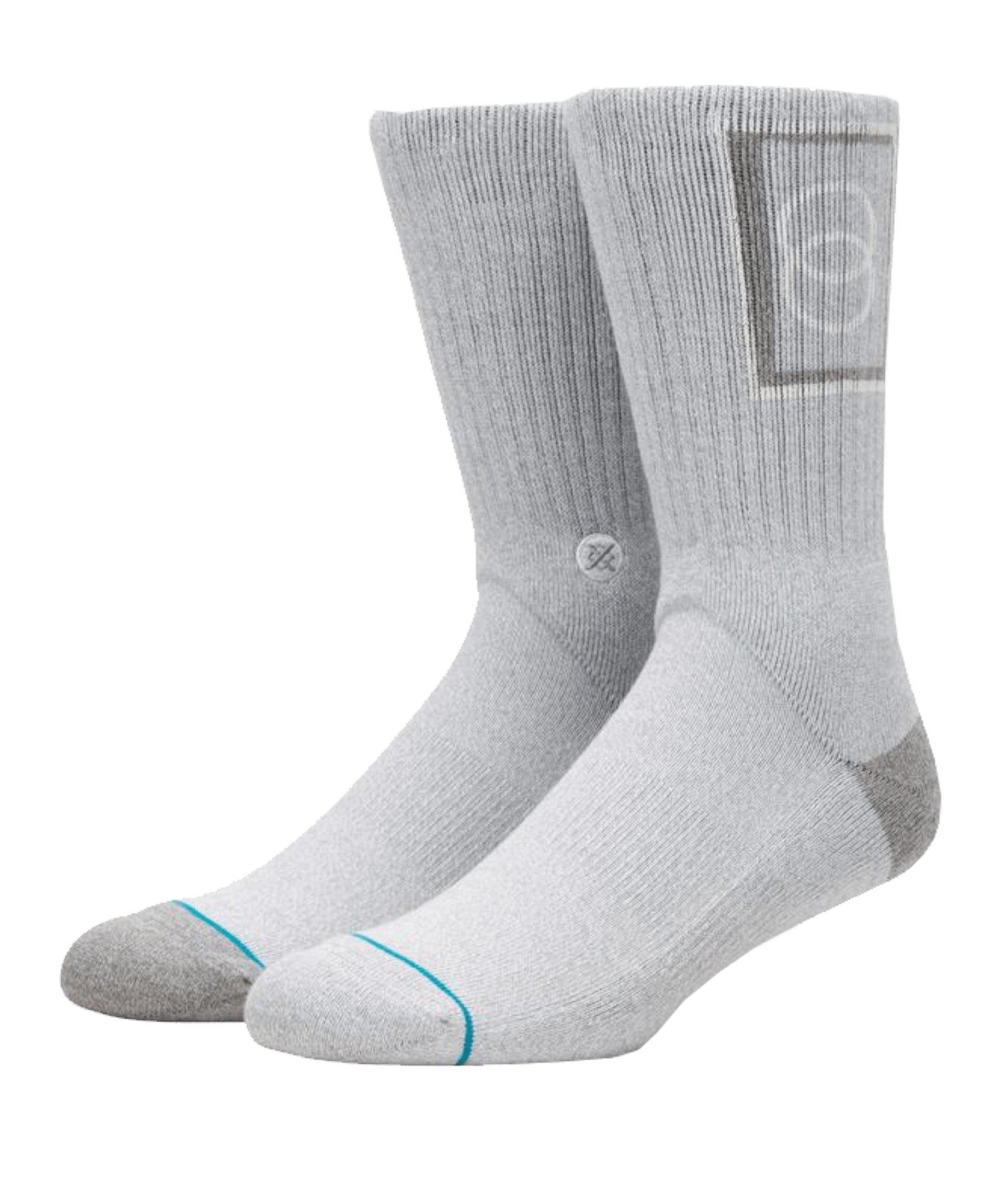 Stance Skate Citystreet Socks Socken Grau - grau