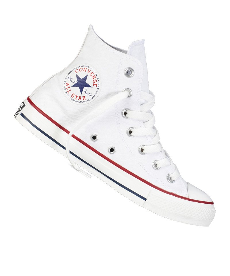 Converse Sneaker Chuck Taylor AS High Weiss - weiss