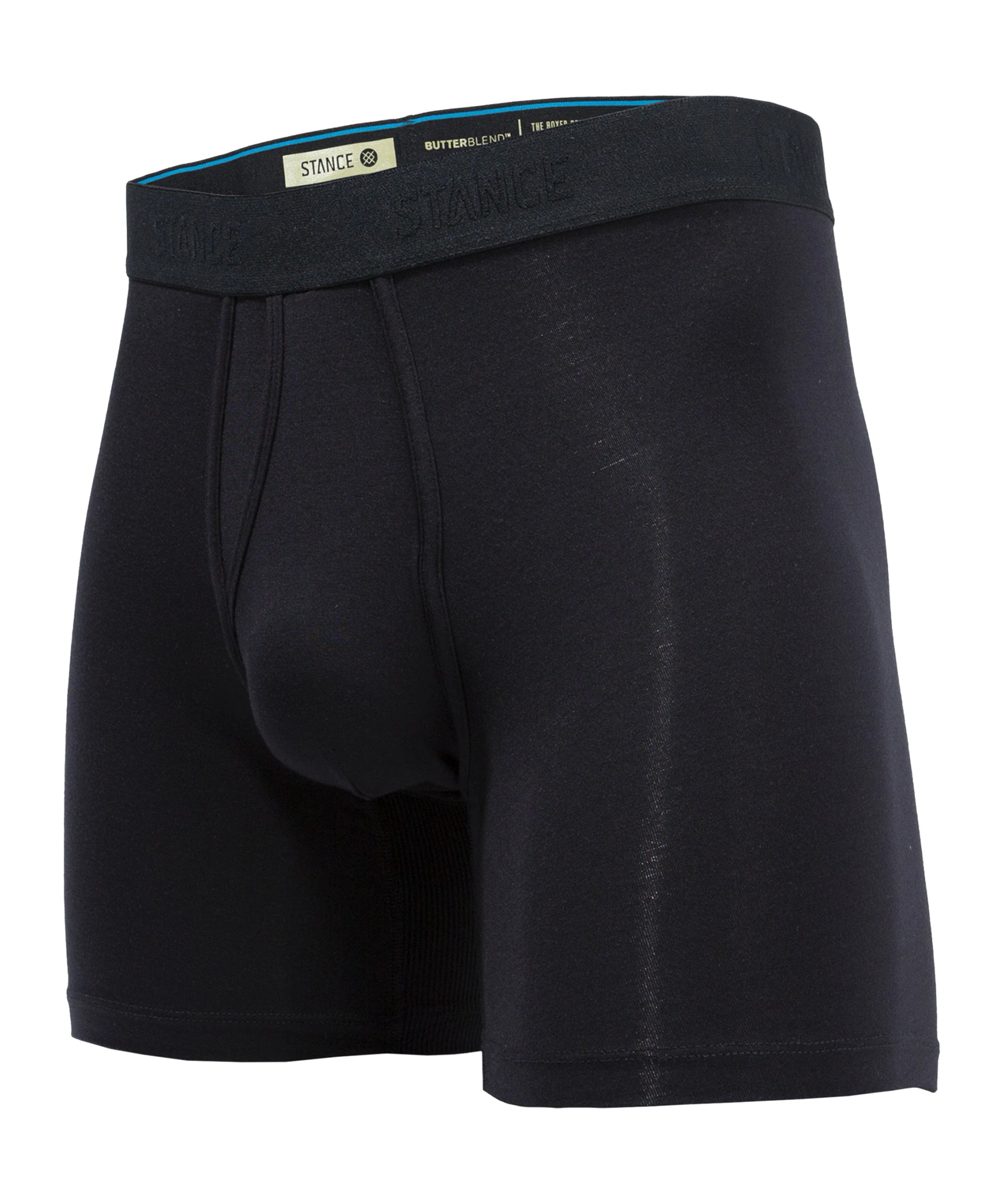 Stance Standard Brief Boxershort 2er Pack FBLK - schwarz