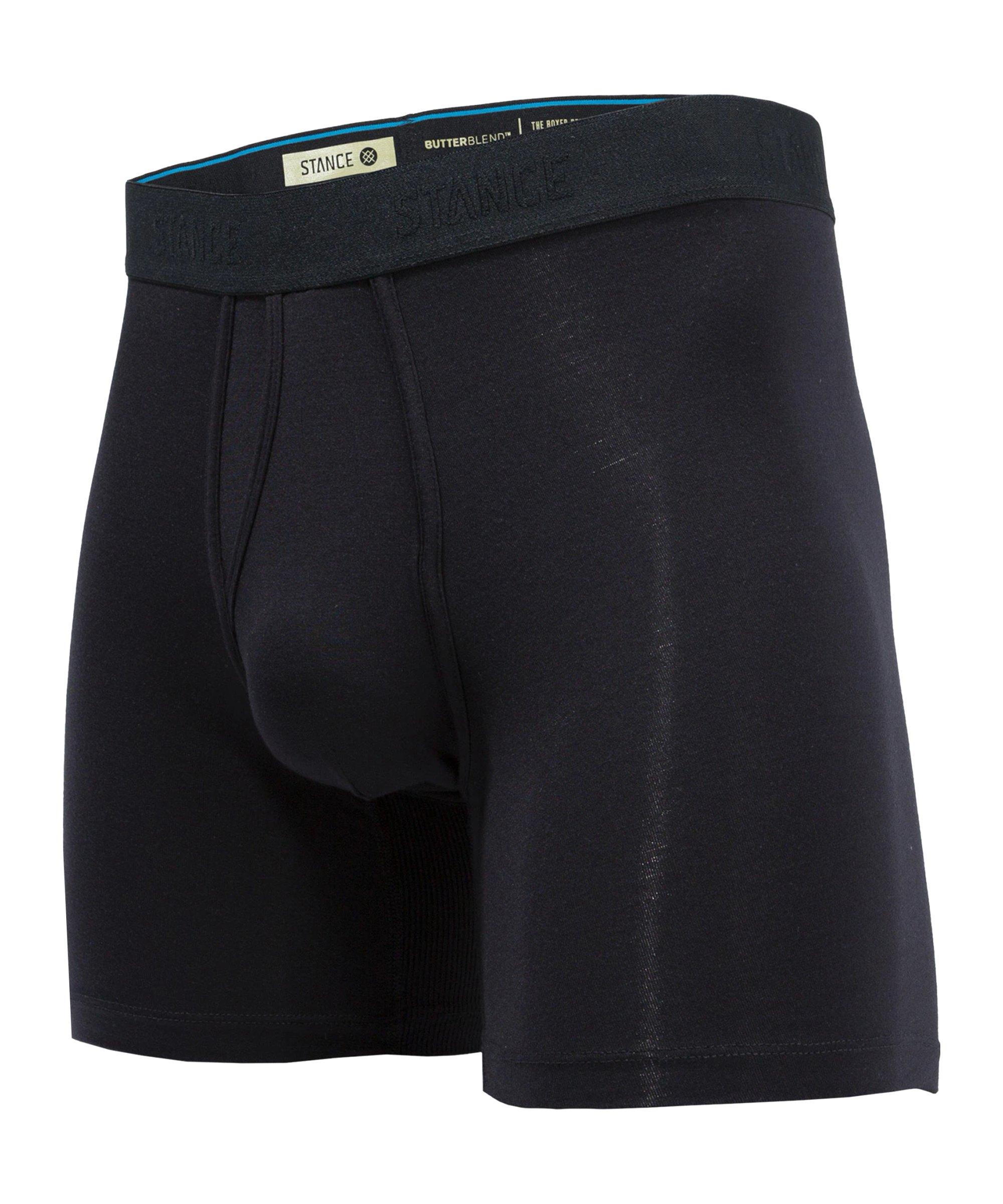 Stance Standard Brief Boxershort 2er Pack FMUL - schwarz