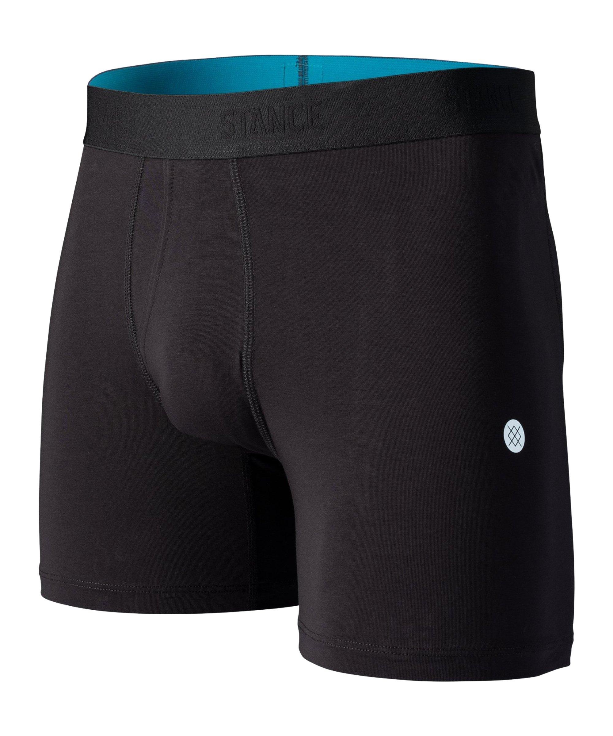 Stance Wholster Boxer Short Schwarz - schwarz