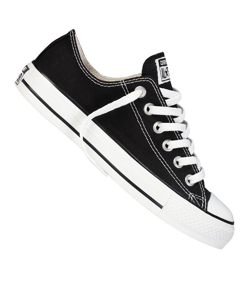 retro am besten kaufen beste Qualität Converse Sneaker Chuck Taylor AS Low Schwarz F001