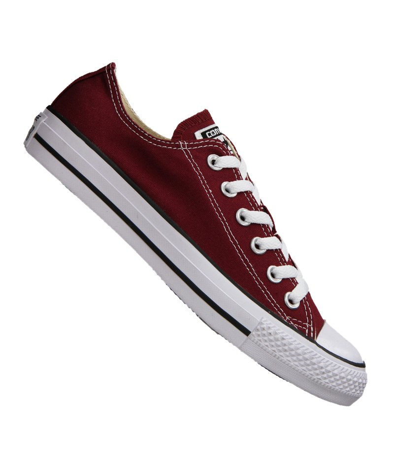 Converse Sneaker Chuck Taylor AS Low Rot - rot
