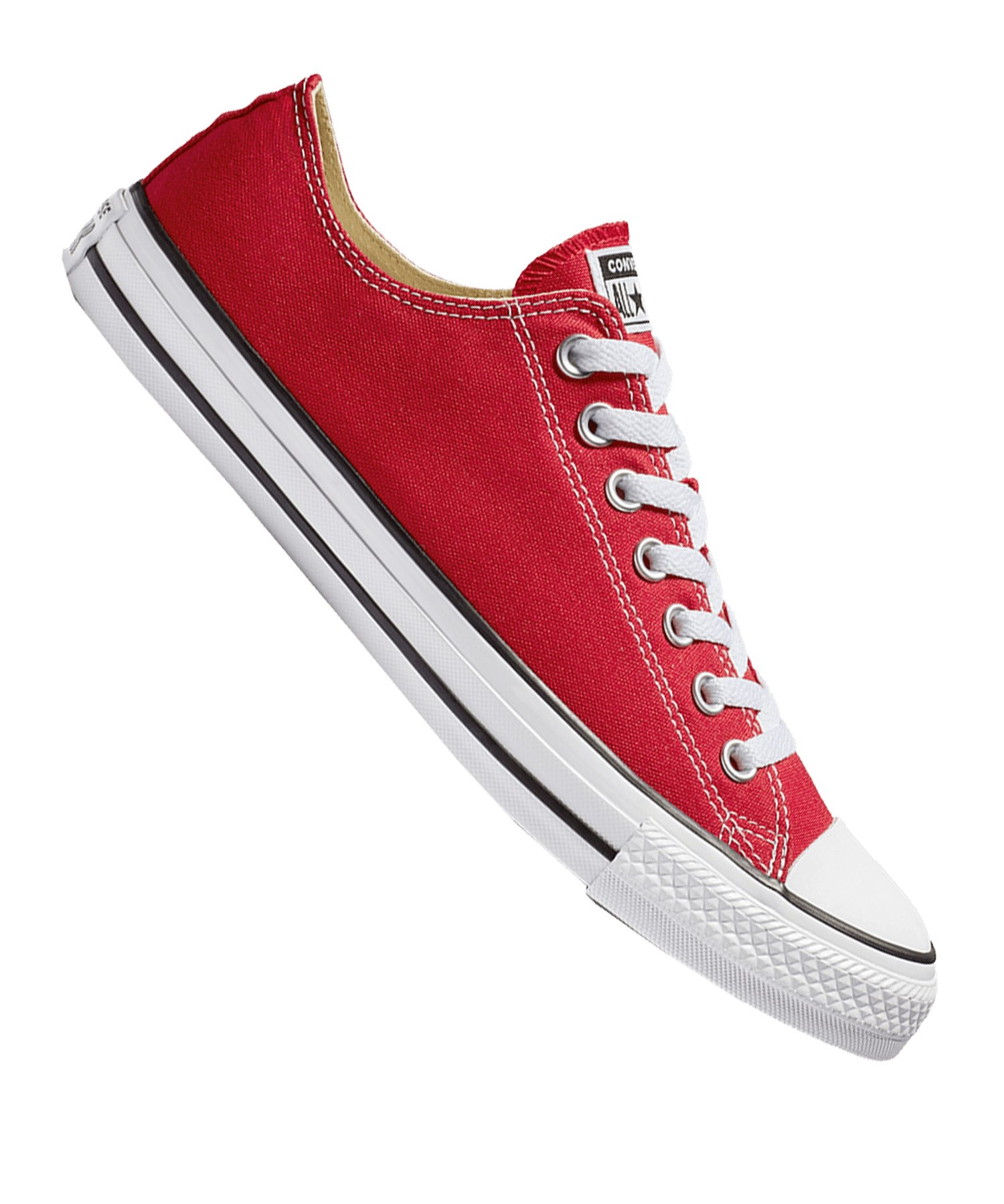Converse All Star OX Sneaker Rot - rot