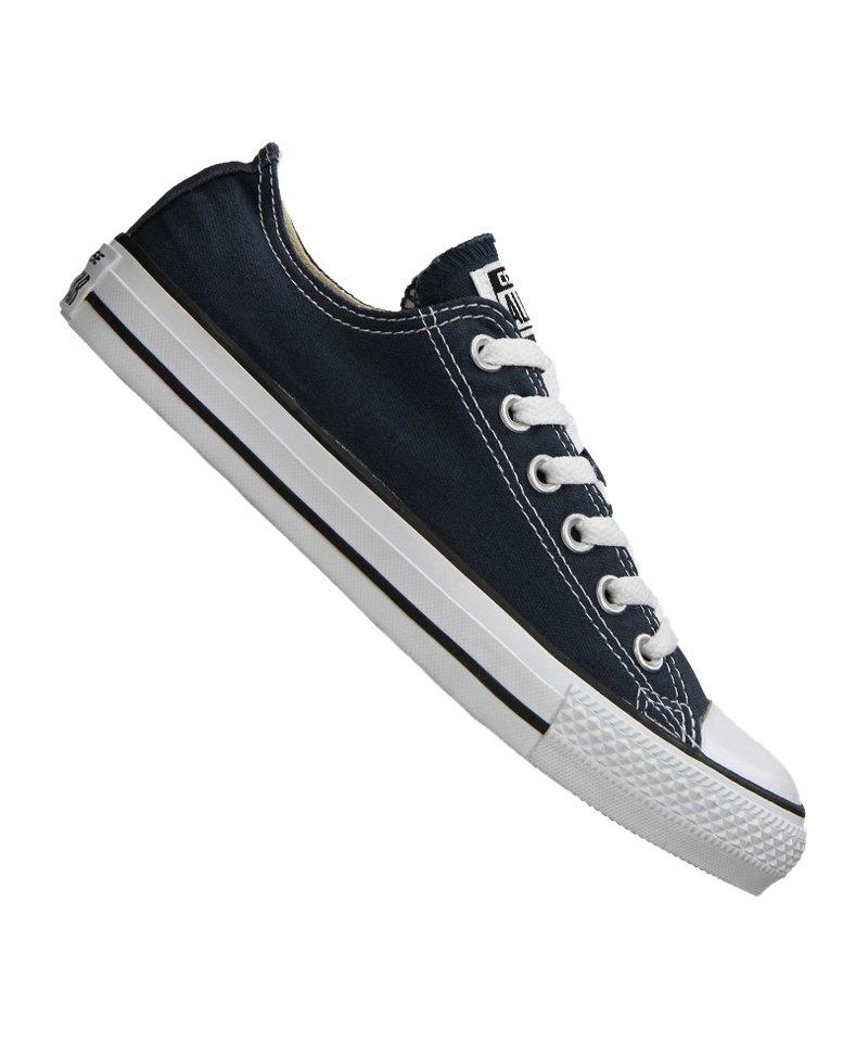 Converse Sneaker Chuck Taylor AS Low Dunkelblau - blau