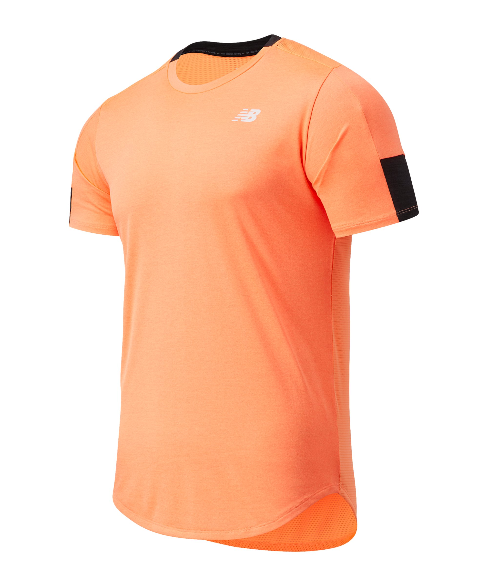 New Balance Fast Flight T-Shirt FCP1 - schwarz
