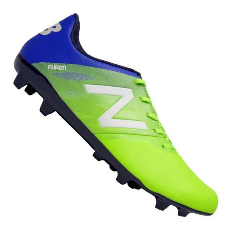 New Balance FG Furon Dispatch Grün Blau F6 - gruen