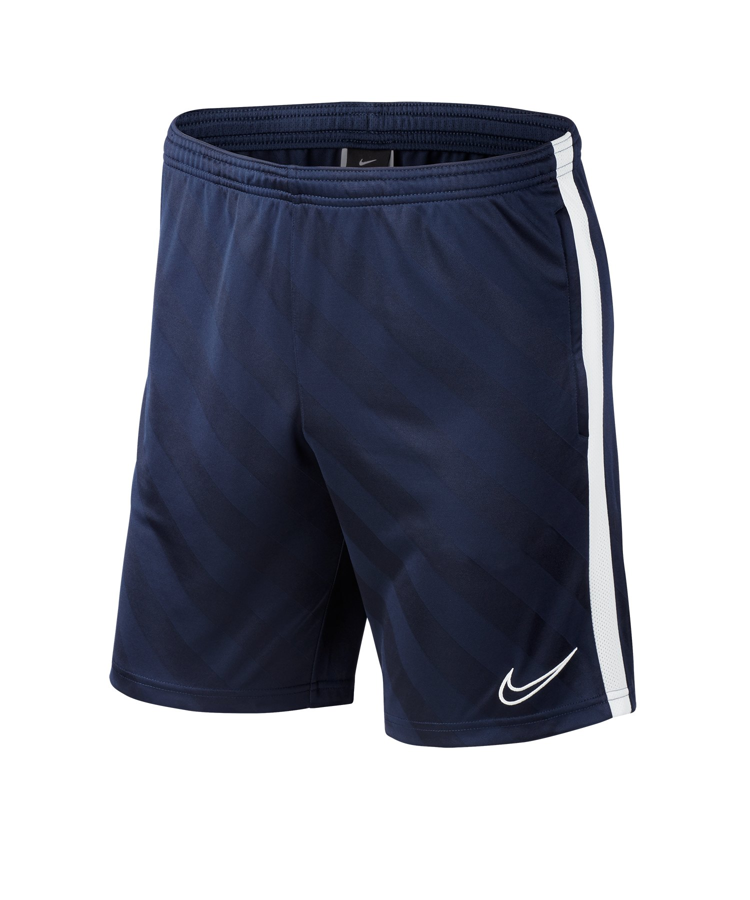 Nike Academy 19 Breathe Short Kids Blau F451 - blau