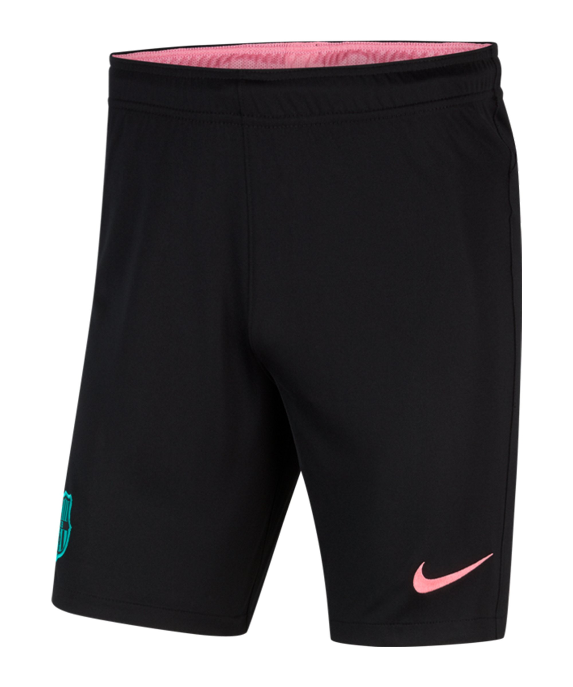 Nike FC Barcelona Short UCL 2020/2021 F010 - schwarz