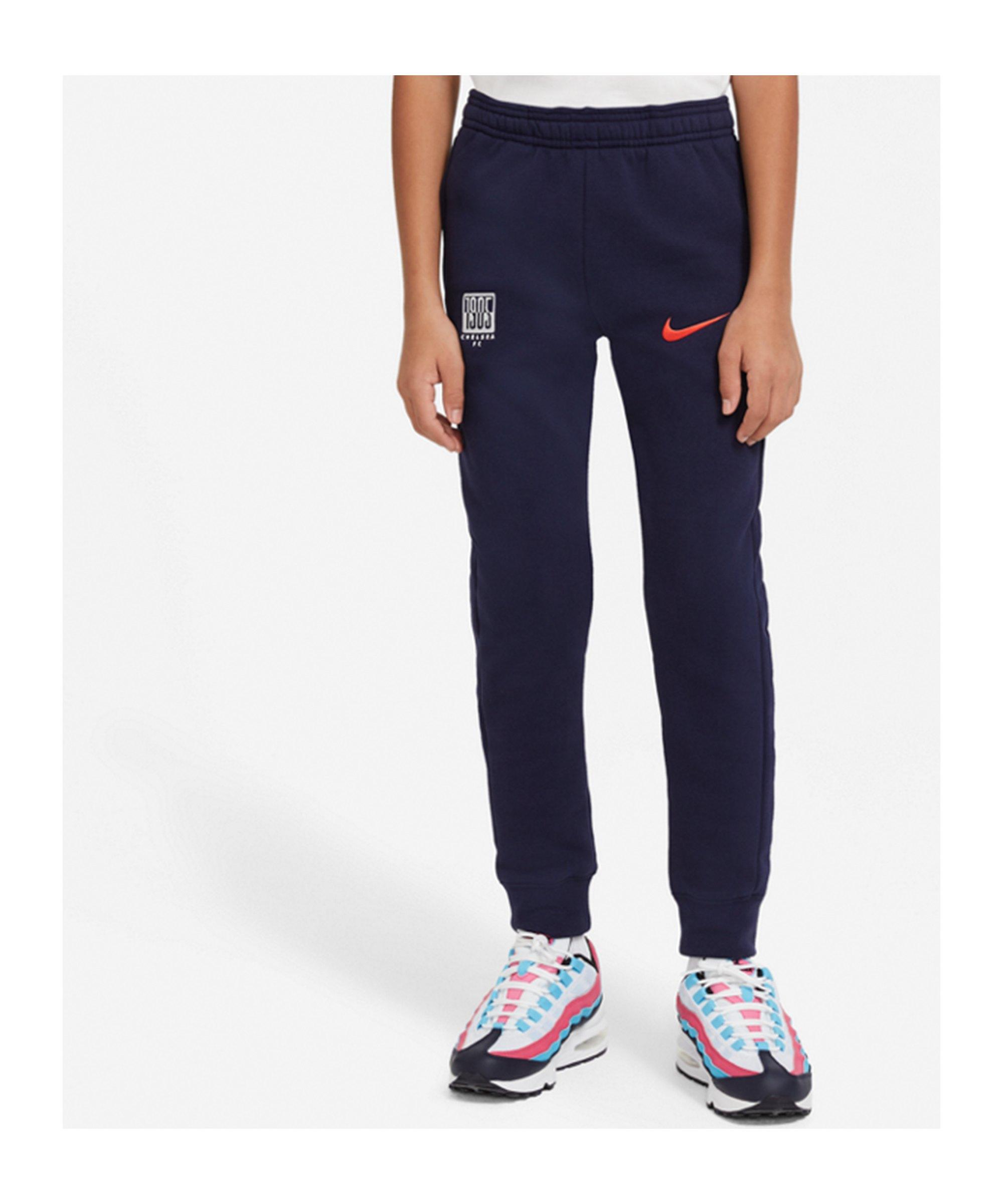 Nike FC Barcelona Trainingshose CL Schwarz F010 - schwarz