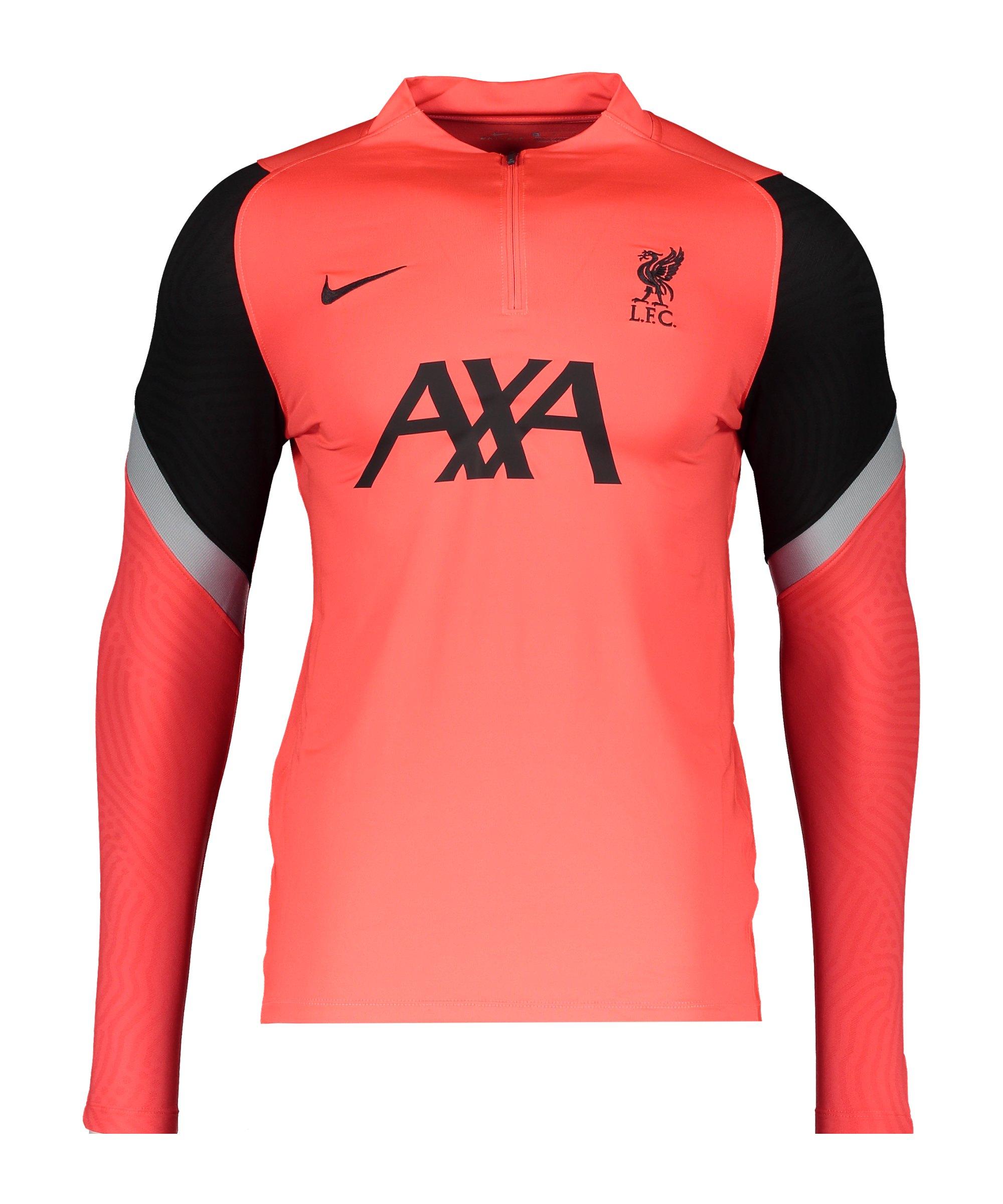 Nike FC Liverpool Drill Top Rot F644 - rot