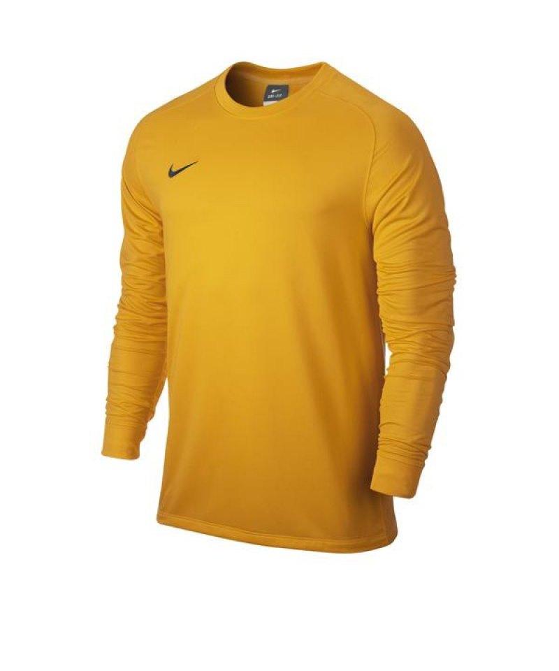 Nike Torwarttrikot Park Goalie II Kinder F739 Gelb - gelb