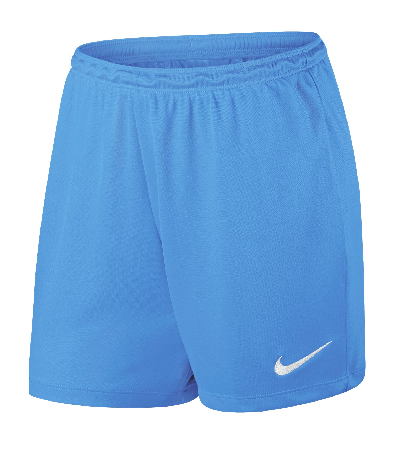 Nike Park II Knit Short o. Innenslip Damen F412 - blau