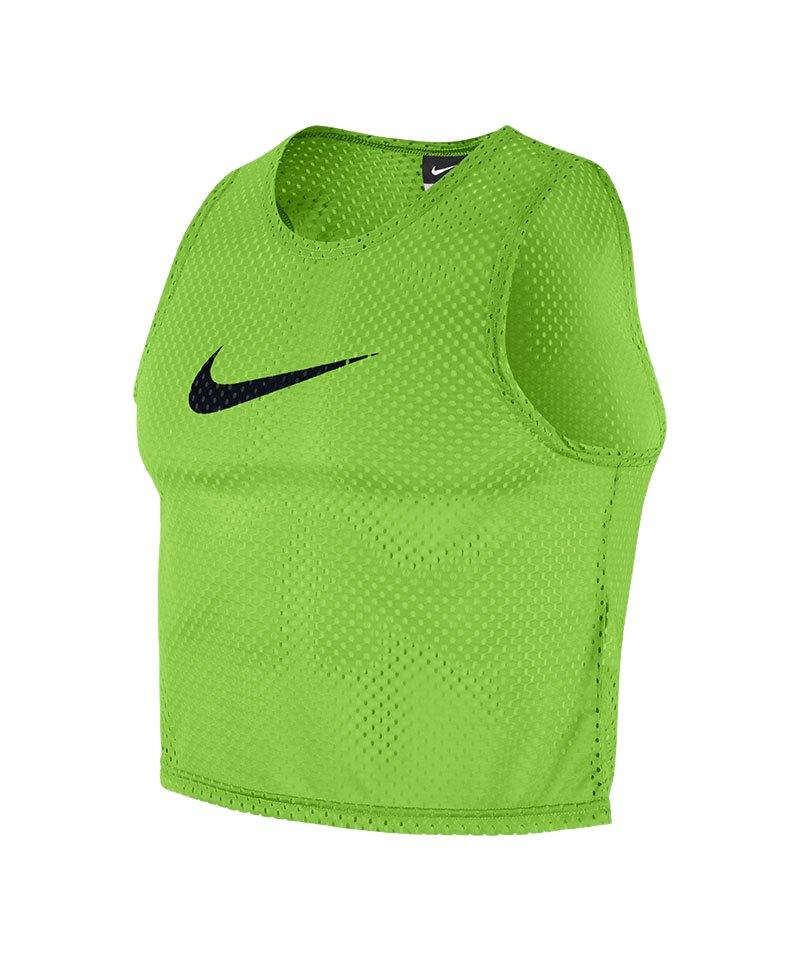 Nike Kennzeichnungshemd Training BIB Grün F313 - gruen