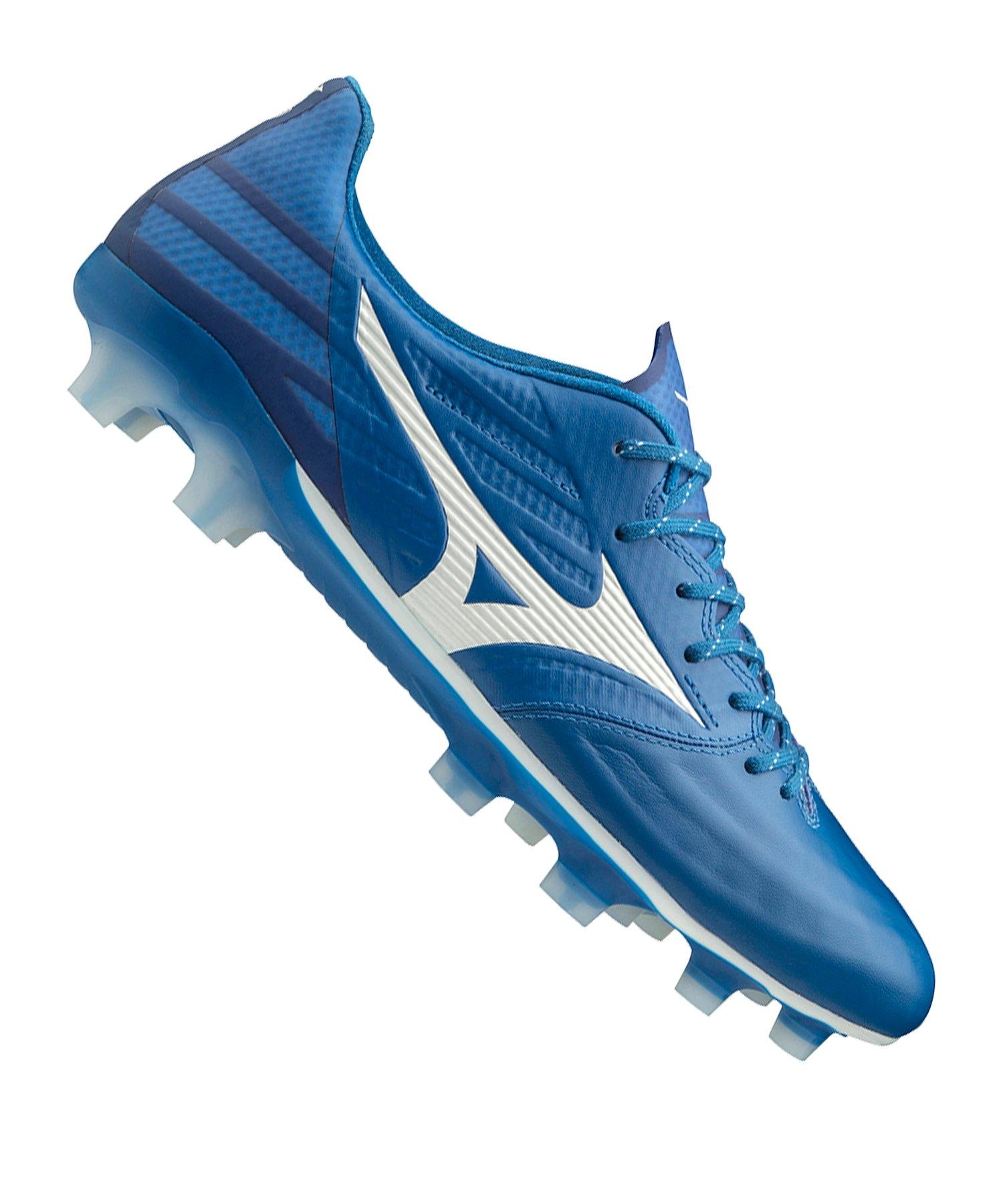 Mizuno Rebula 3 Elite FG Blau Weiss F01 - blau
