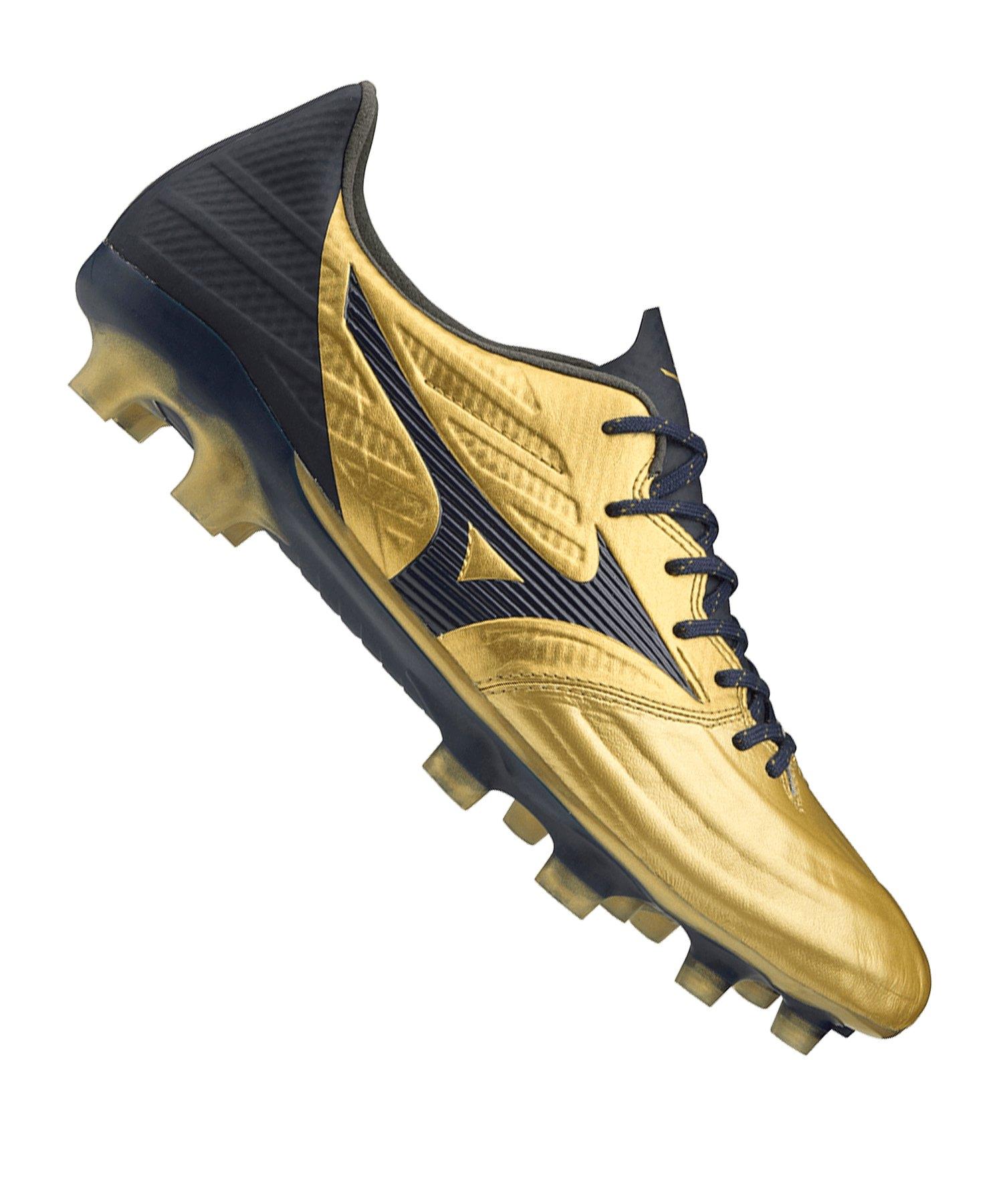 Mizuno Rebula 3 Elite FG Gold Blau F14 - gold