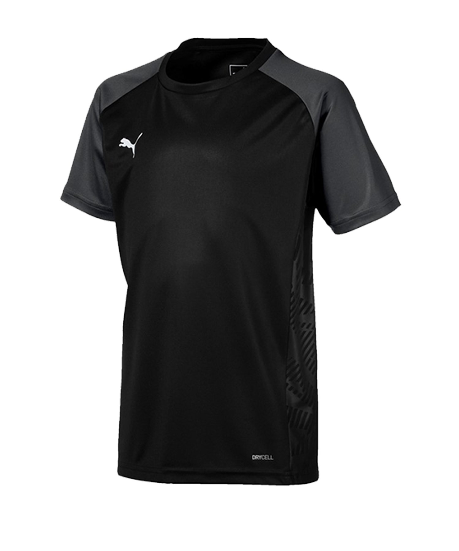 PUMA CUP Sideline Core T-Shirt Kids Schwarz F03 - schwarz