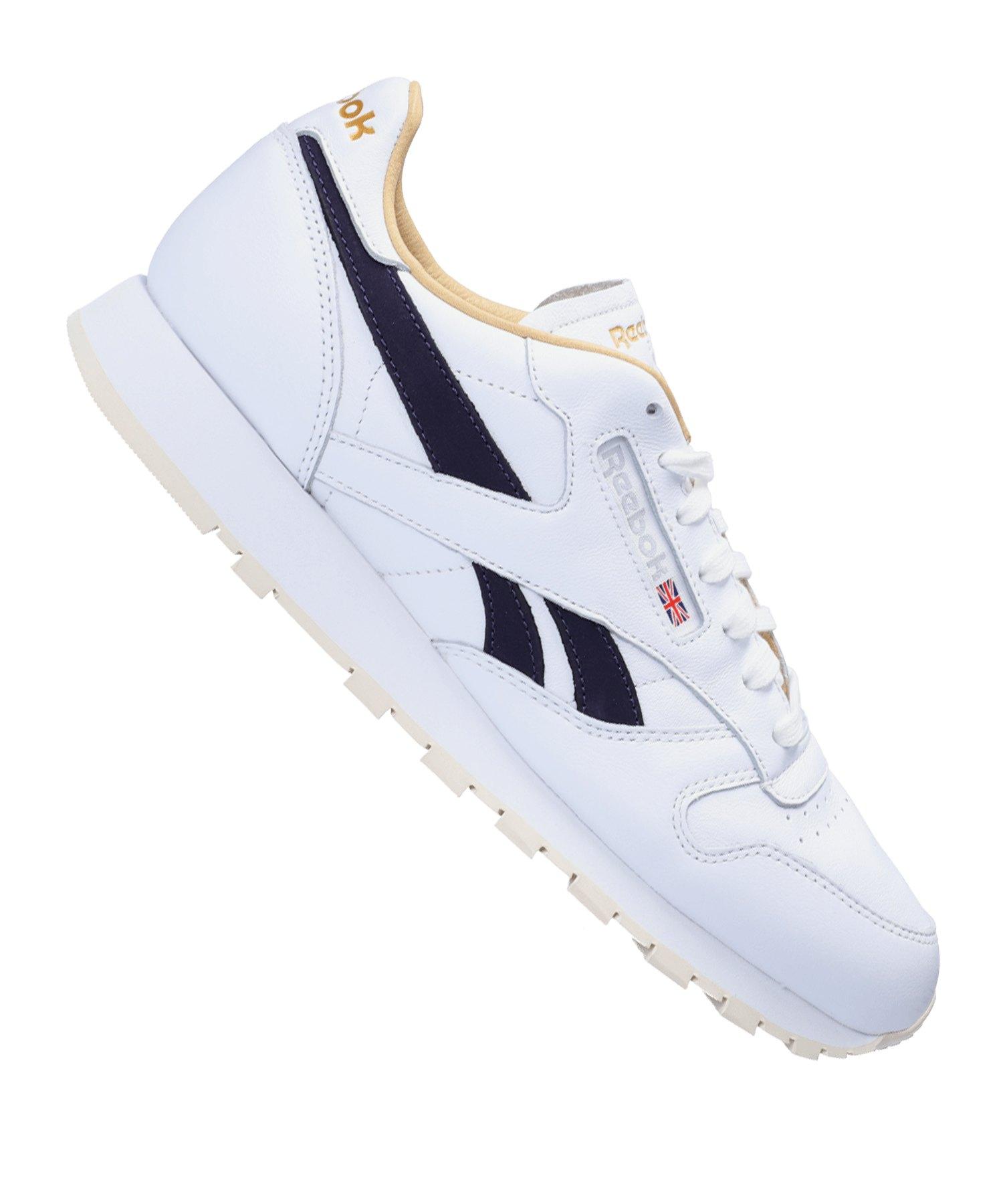 Reebok Club Leather MU Sneaker Weiss - weiss