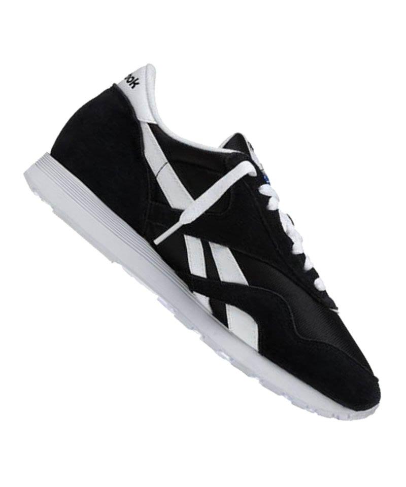 Reebok Sneaker Classic Nylon Damen Schwarz - schwarz