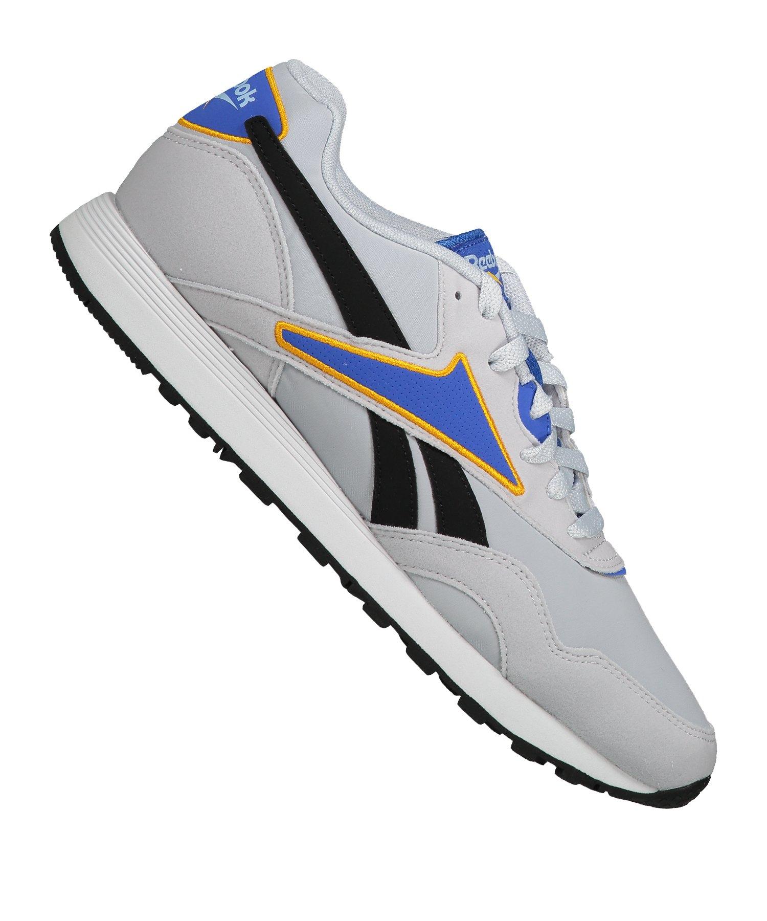 Reebok Rapide MU Sneaker Grau Blau - grau