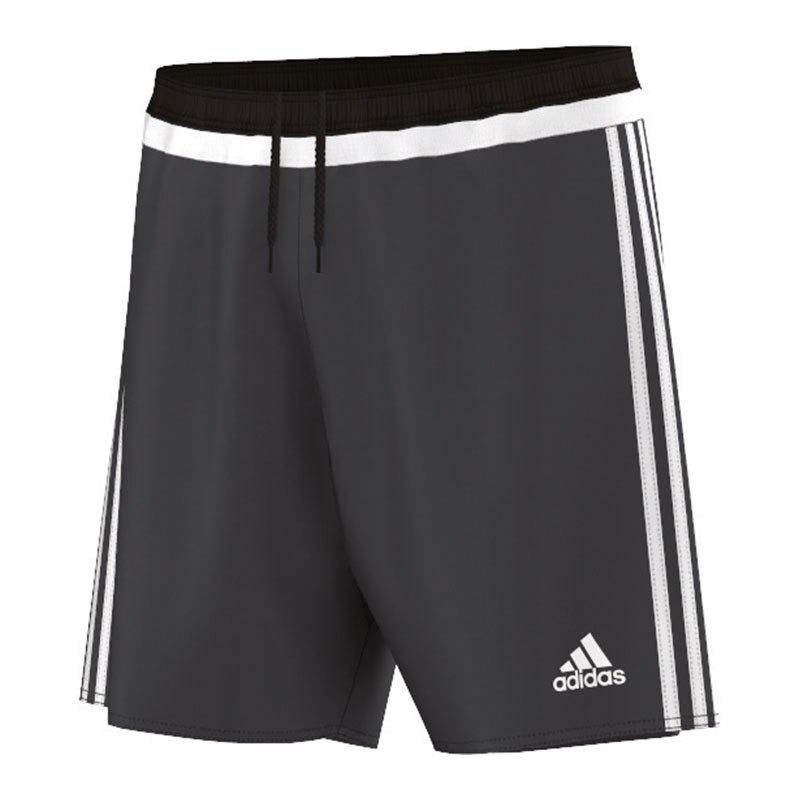 adidas Short ohne Innenslip Campeon 15 Kinder - schwarz