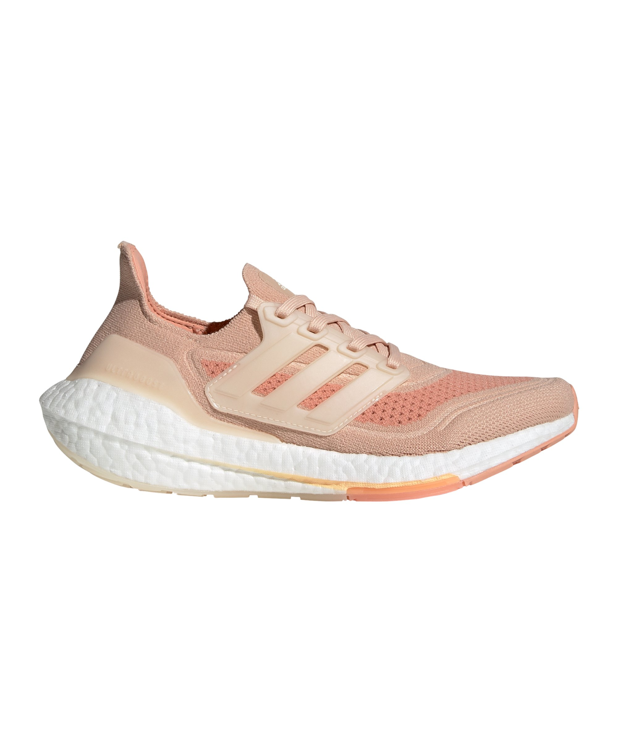adidas Ultraboost 21 Running Damen Rosa Orange - rosa