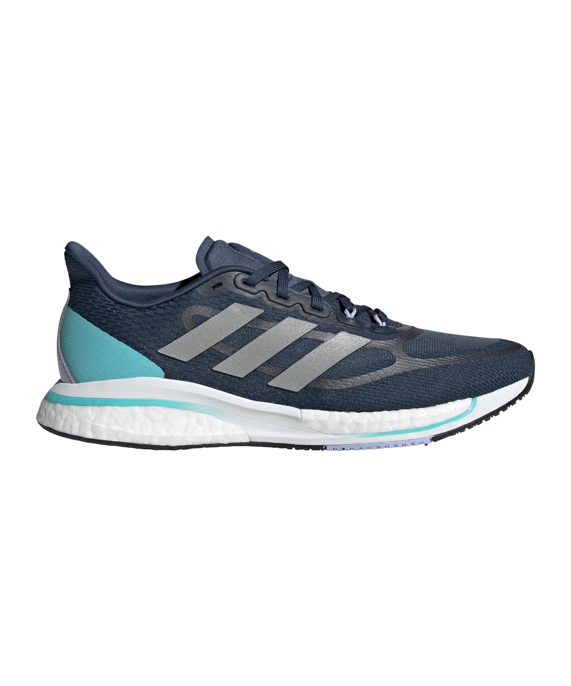 adidas Supernova Running Damen Blau - blau