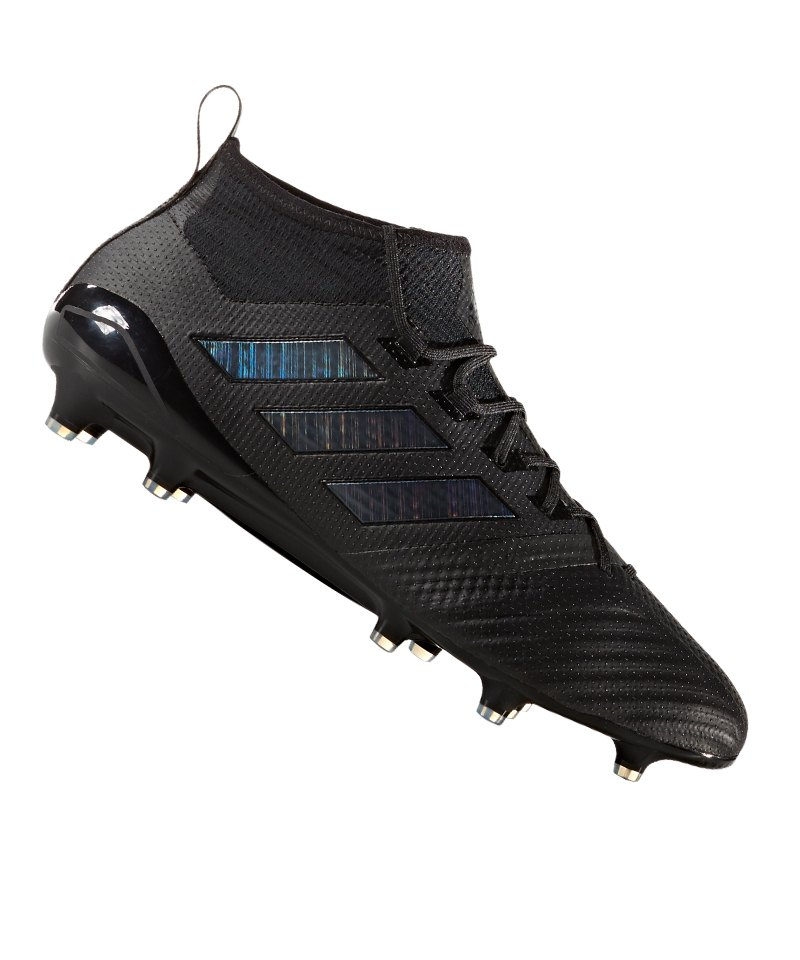 adidas FG ACE 17.1 Primeknit Schwarz - schwarz