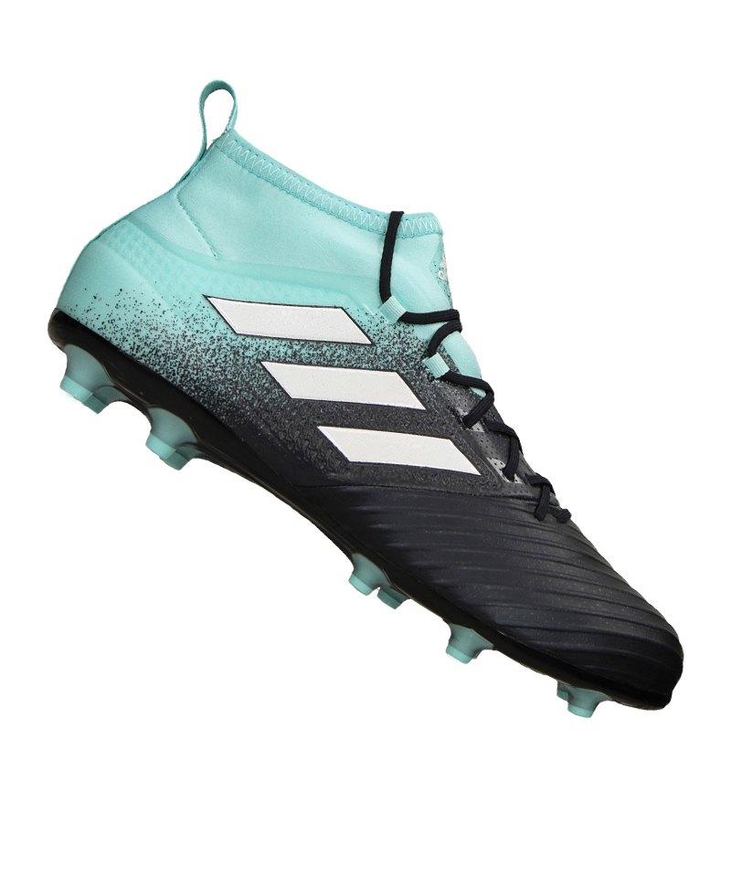 adidas FG ACE 17.2 Primemesh Blau Weiss - blau