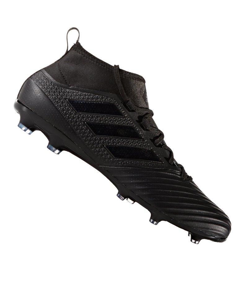 adidas FG ACE 17.2 Primemesh Schwarz - schwarz