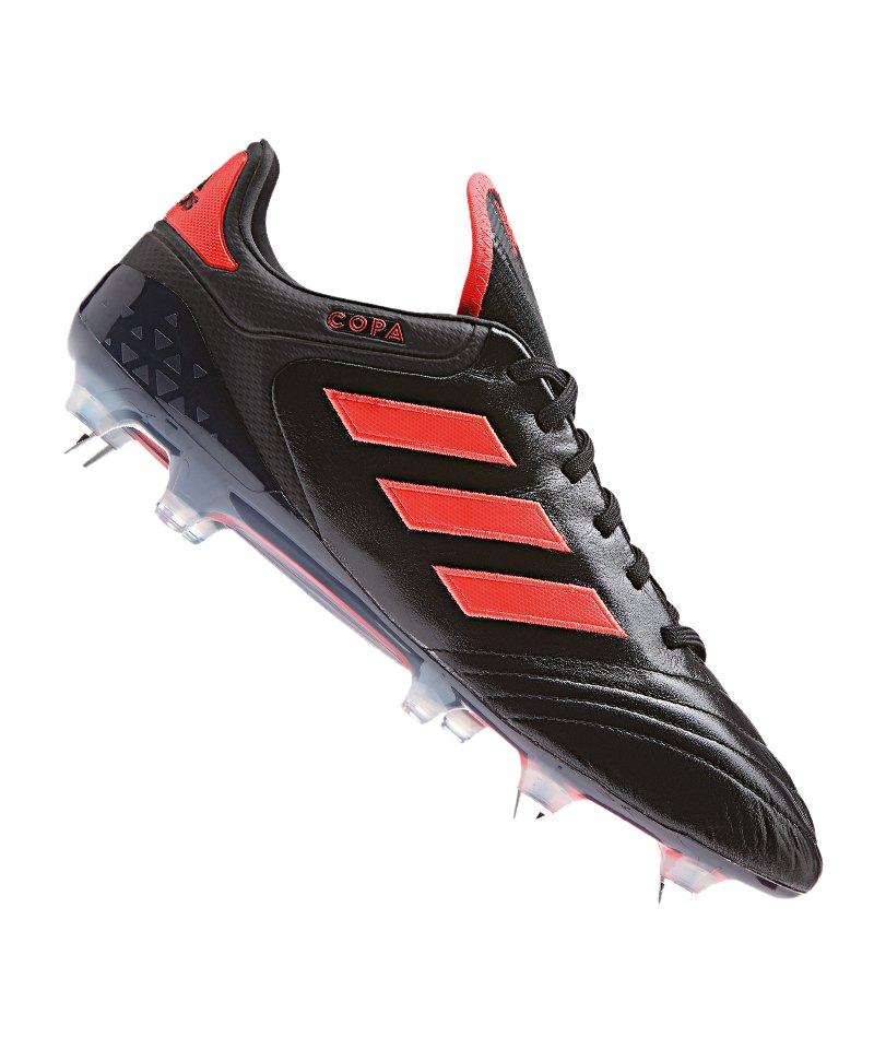 adidas COPA 17.1 SG Schwarz Rot - schwarz